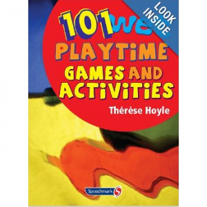 101 Wet Playground Games Therese Hoyle