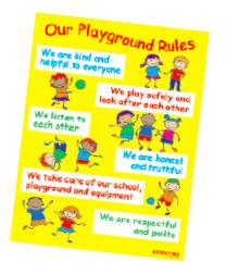 playground rules therese hoyle