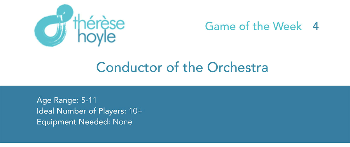Game of the Week 4 : Conductor of the Orchestra