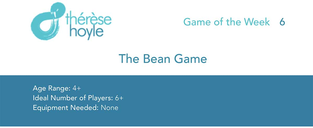 Free Playground Game: The Bean Game