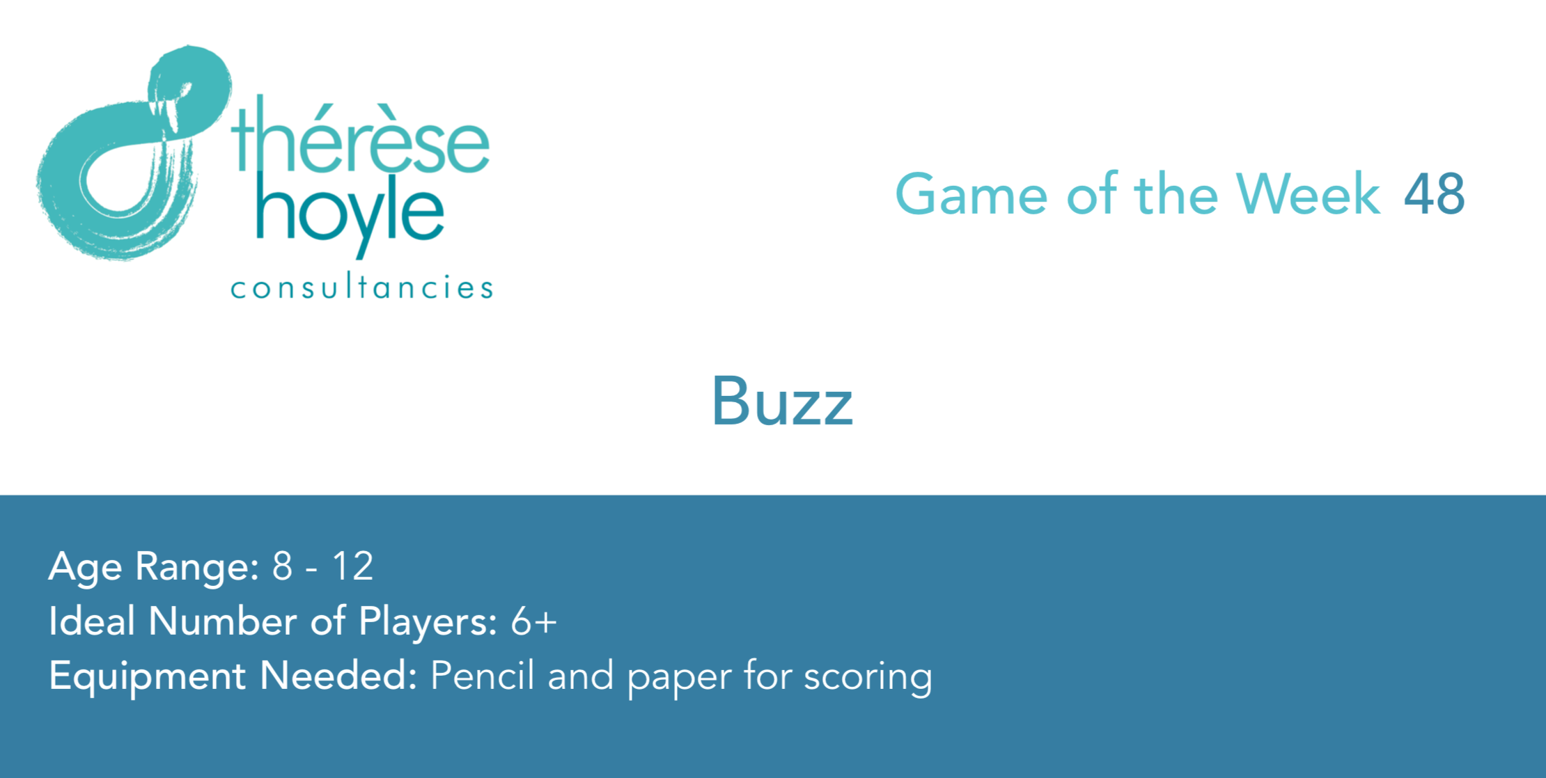 Game of the week Buzz