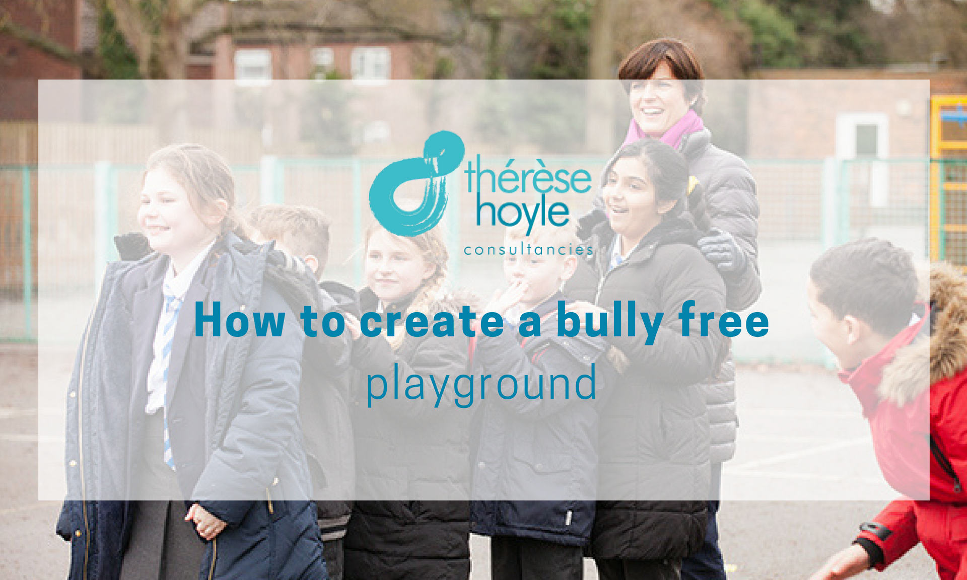 How to create a bully free playground