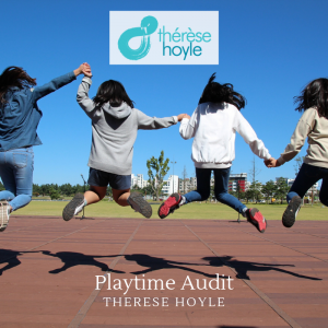 Playtime Audit / Checklist from Therese Hoyle
