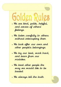 Top Tips for Creating School Rules Without Being Negative