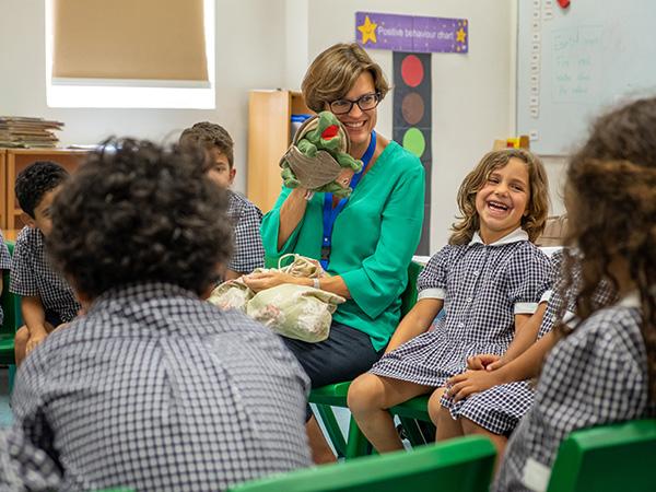 Flourishing Schools Level I&II