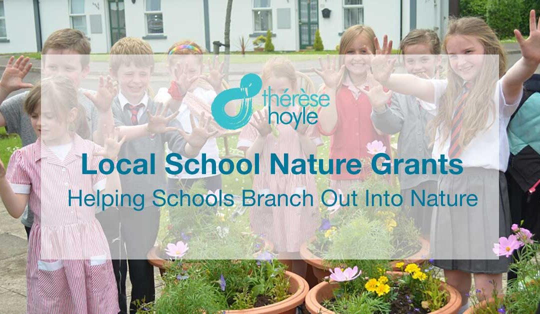 Apply now for the Local School Nature Grants in England, Scotland and Wales