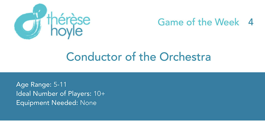 Game of the Week #4:  Conductor of the Orchestra