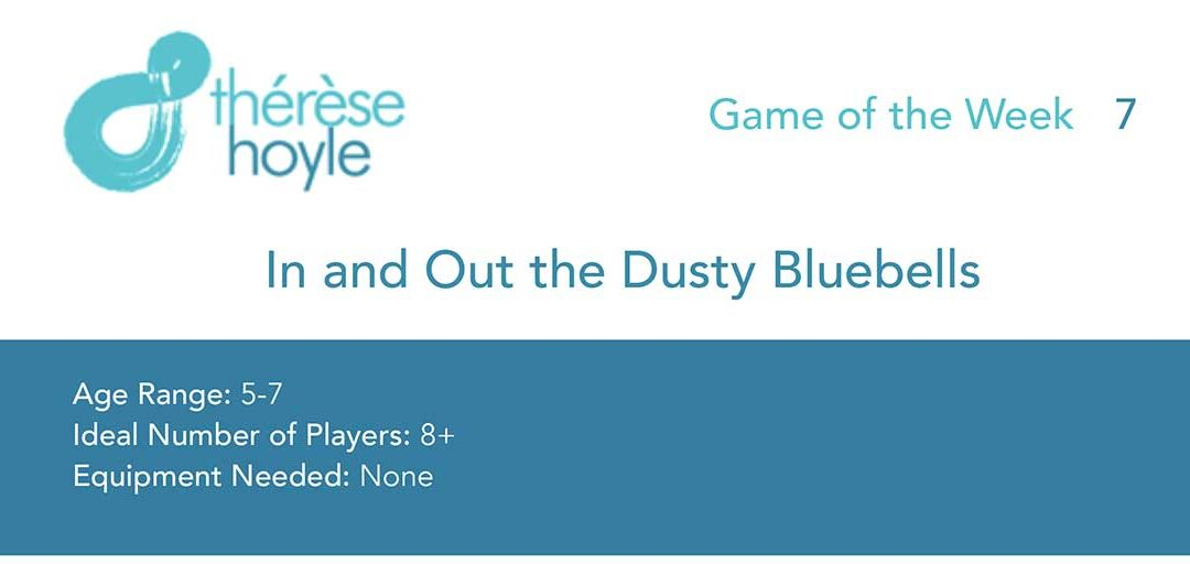 Game of the Week #7:  In and Out the Blue Dustybells