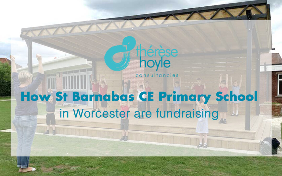 How St Barnabas CE Primary School in Worcester are fundraising to build their Stage and Performace Zone